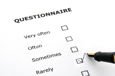 advantages and disadvantages in writing a paper questionnaire