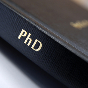 Is it normal for Ph.D. students to have anxieties about writing the statistics portion of their dissertation?